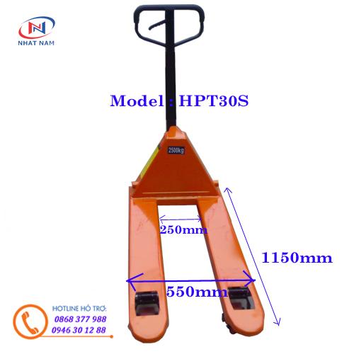 Xe nâng tay HPT30S