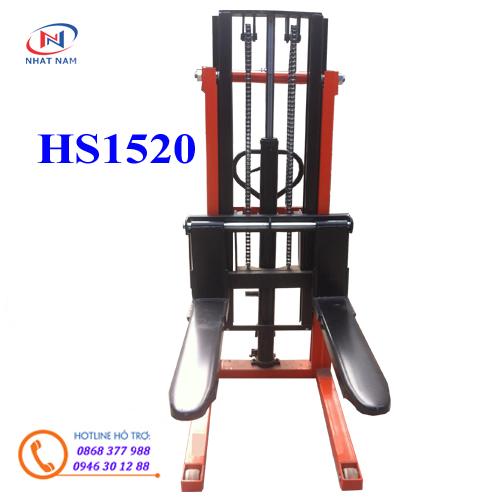 Xe nâng tay cao HS1520 hiệu Meditek