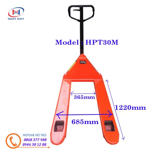 Xe nâng tay HPT30M